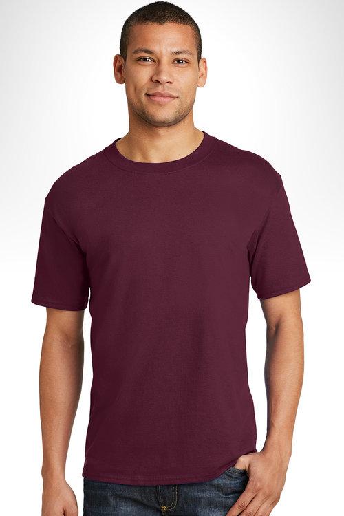 c4e12e5ff Hanes Beefy-T Crewneck T-Shirt   Merchday