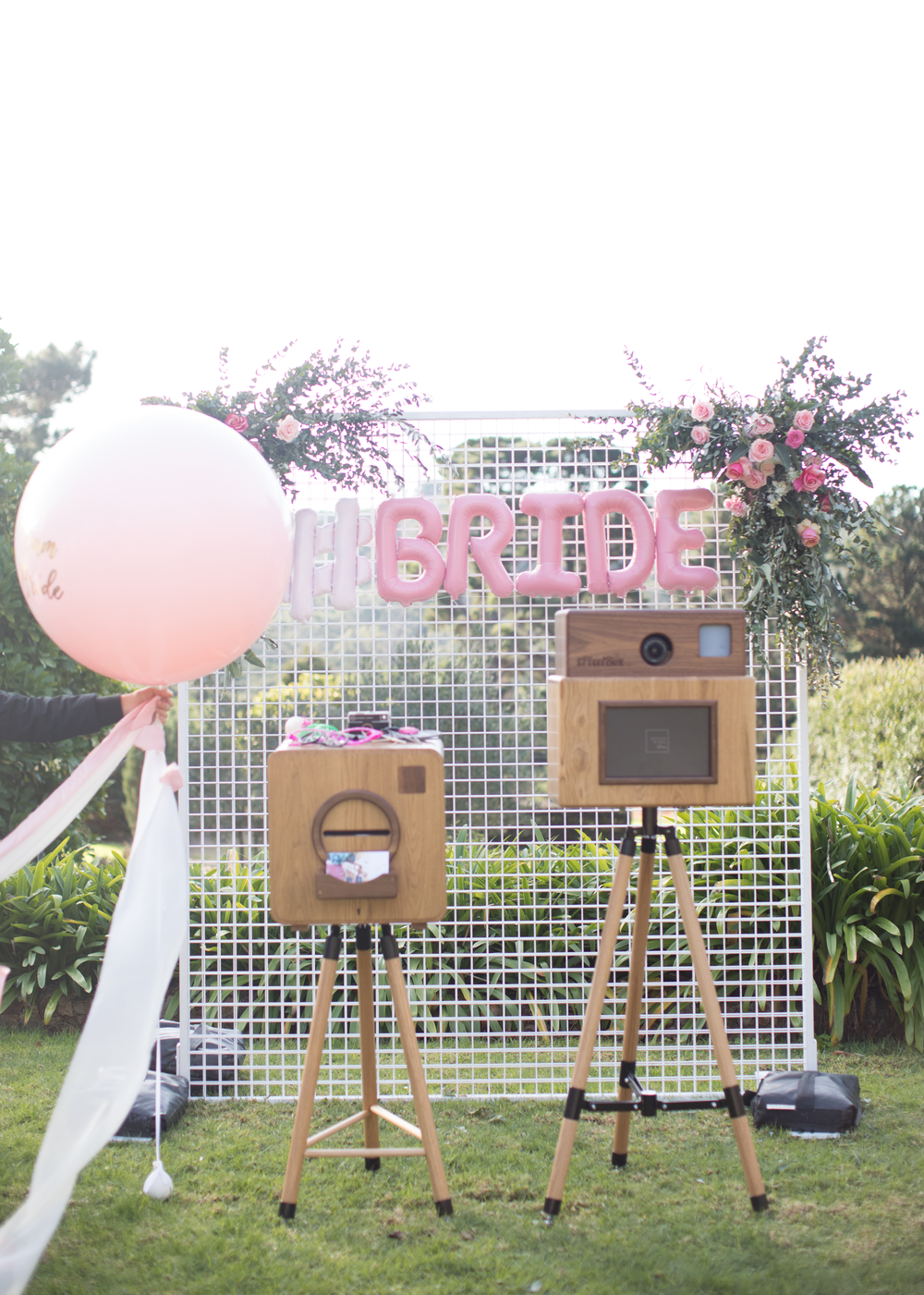 Maxi-Pixel Box - Our take on the open style photo booth!