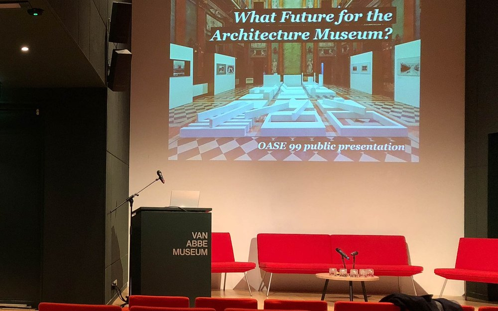 What Future for the Architecture Museum? - Symposium
