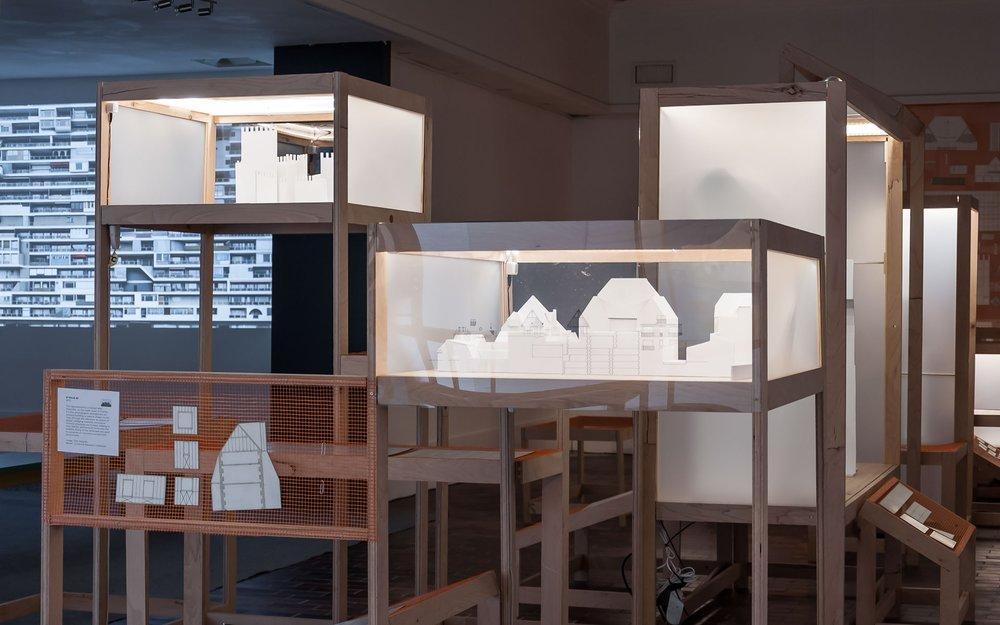 Pixel Brick Fiction: Filip Dujardin's Montages - exhibition