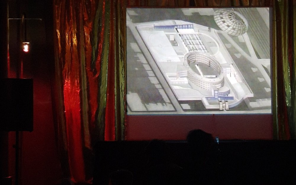 OMA: Rem Koolhaas (Bekaert and Cornelis) - Film Screening
