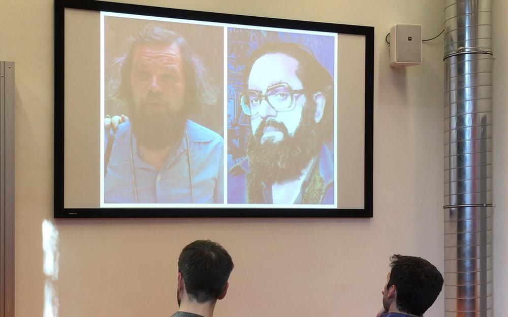 About Joost Meuwissen / Geert Bekaert's Legacy - lectures by Maarten Janszen and Christophe van Gerrewey