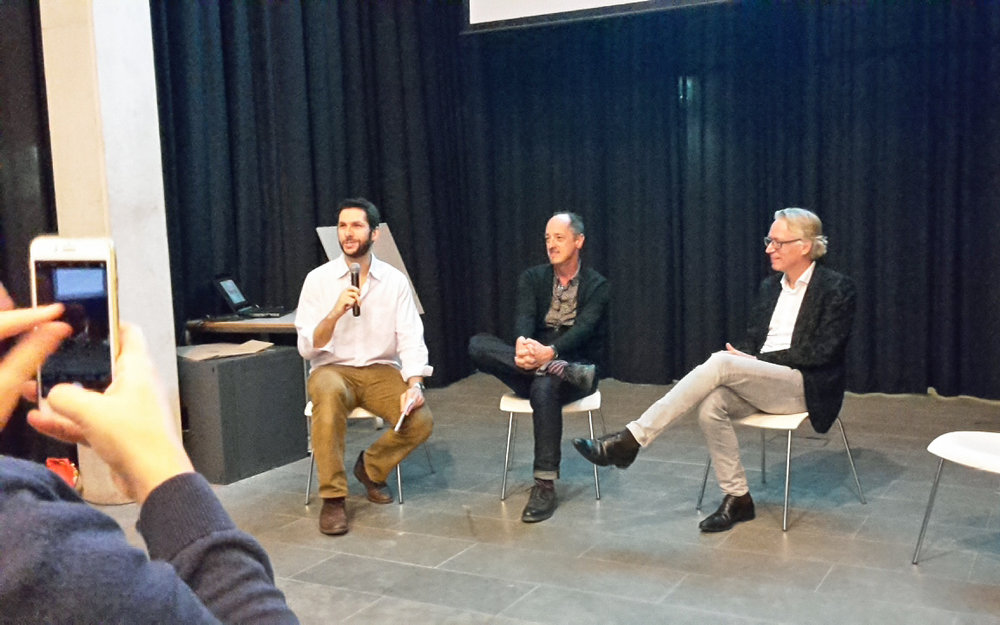What About the Eindhoven School? - Panel discussion with Ady Steketee and Jos van Eldonk