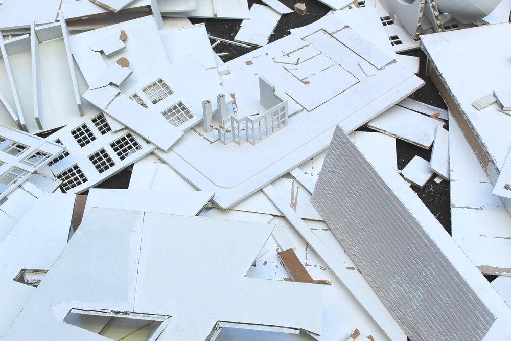 The Destruction of Architecture -