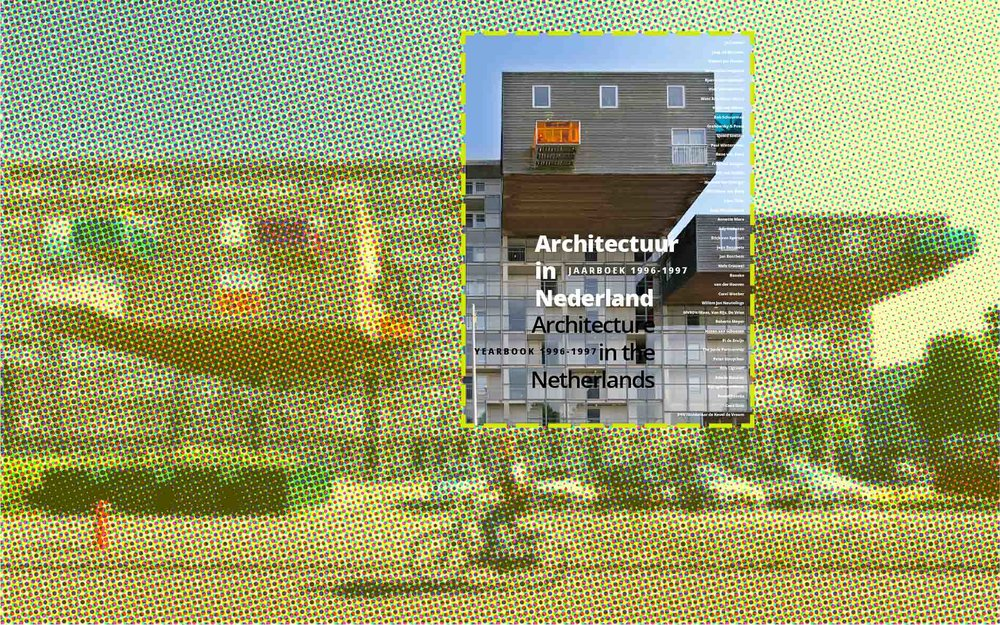 1990s (Dutch) Architecture Revisited - research project