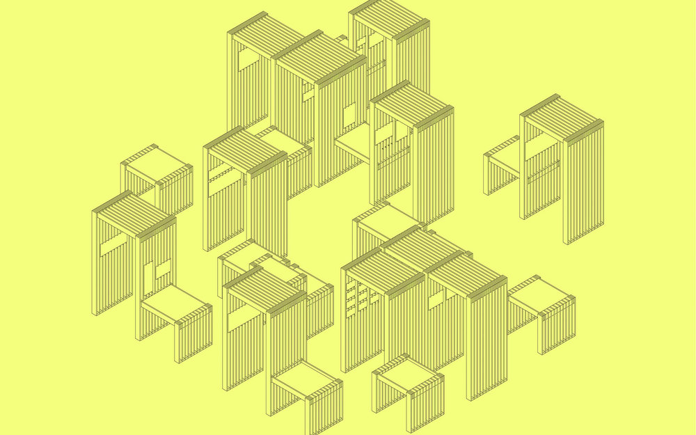 The Taxonomy of Architecture Exhibitions - research project