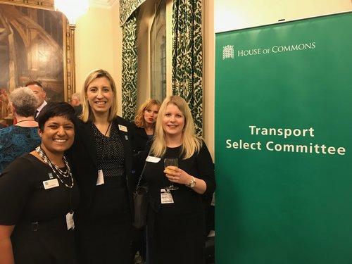 2bcfbfc90 Women in Transport celebrates International Women s Day in Parliament