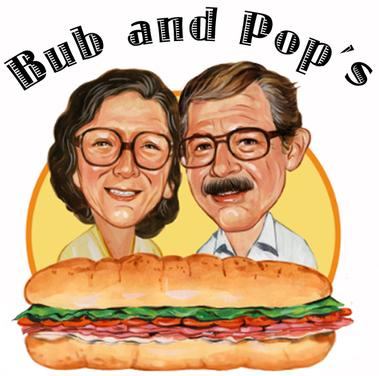 Bub and Pop's Logo