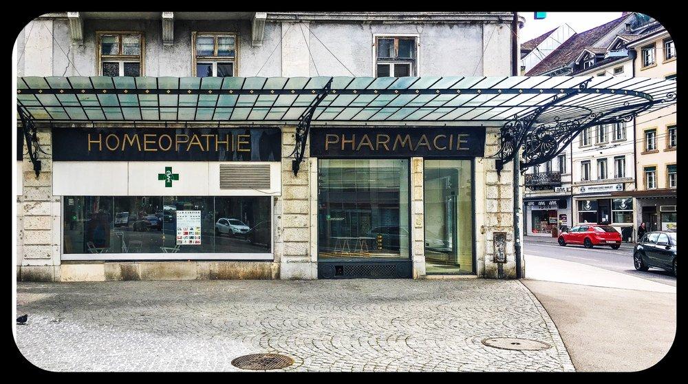 Rue de Canal 1, 2502 Bienne Switzerland  Landmark place in complete renovation