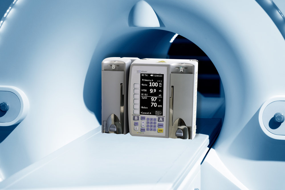 IRadimed MRI IV Infusion Pump