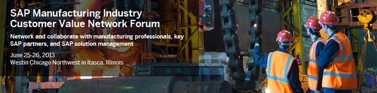 SAP Customer Value Network Forum