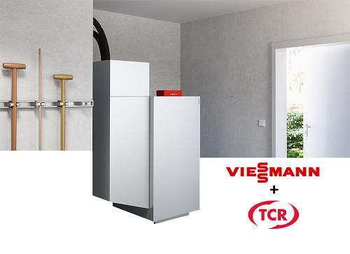 Viessman biomass boiler