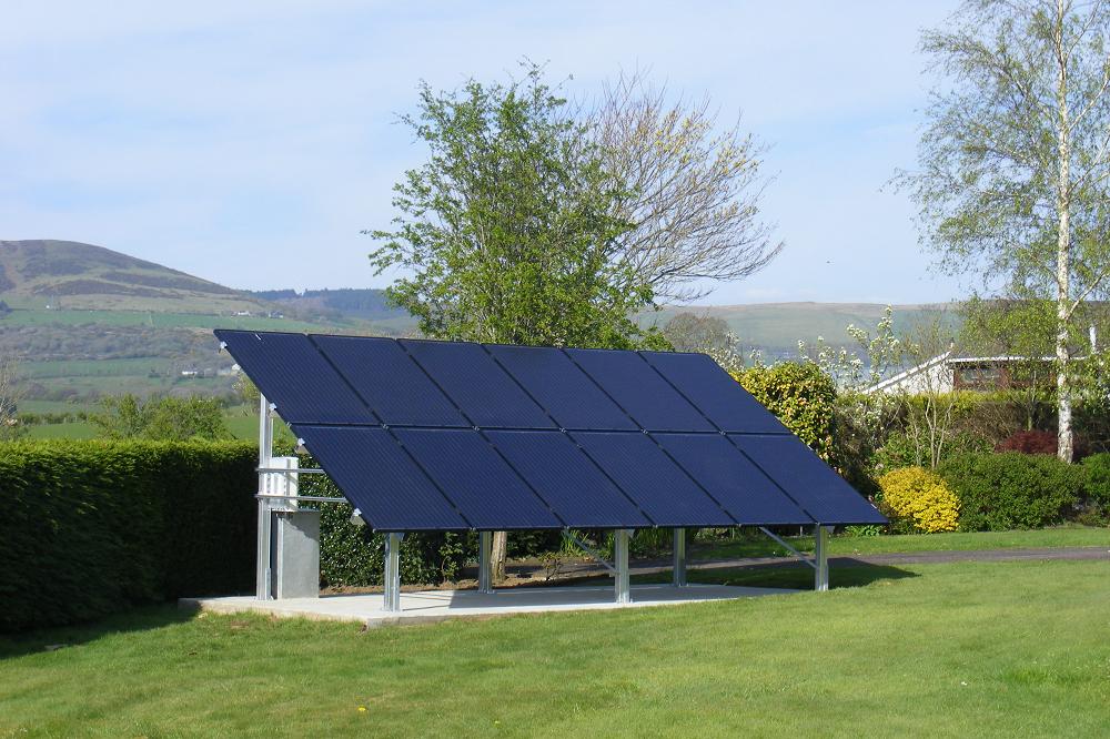 Windyhill Ground array