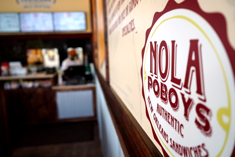 WANT TO WORK AT NOLA POBOYS? - Apply at any or all of our locations by filling out the form below.