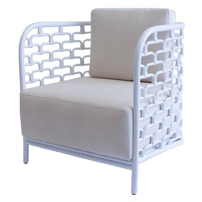 beach house furniture sydney. Sydney Mod Rattan Steps Barrel Chair Beach House Furniture