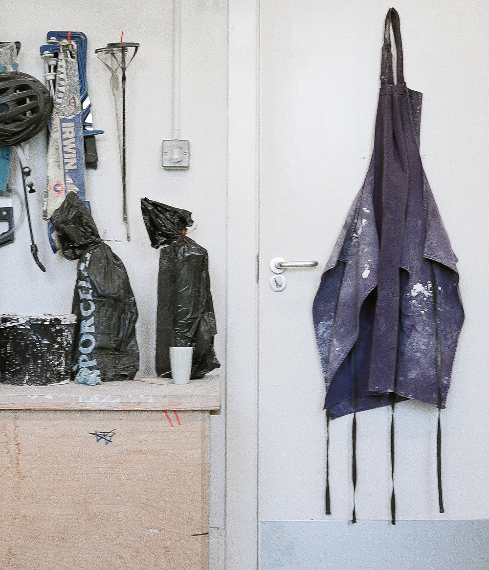 Jonathan Wade's Studio Space