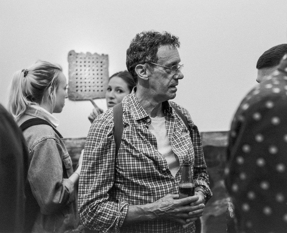 exhibition Rift by Theodore Ereira-Guyer