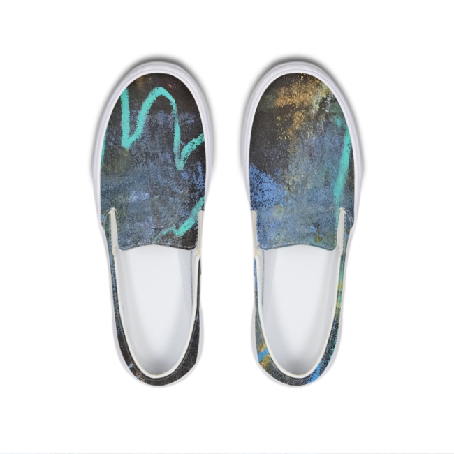 THE LINE— Slip ons