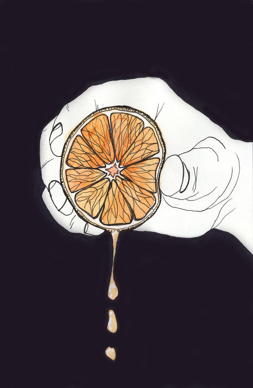 Day 23: Juicy Orange Squeeze
