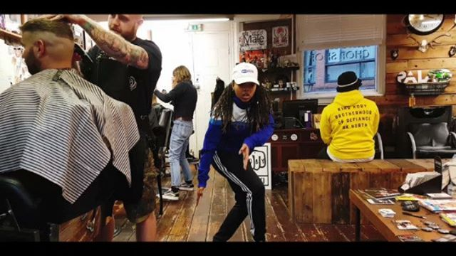 Throwback to when we shot our very first concept video for our studio BEFORE we opened in October! . Two unreal artists showcasing raw talent, representing what we love. . @vic_lavic and @cat.catnis tearing it down in @kingkobychopshop. . Come down tomorrow at the studio and learn Hip Hop choreography from CatNis from 8-9pm! . www.kobystudio.com . #dance #kobystudio #leeds #urbandance #urbandanceleeds #leedslife #dancevideos #kingofbeingyou #alliswonwhenallisone #31817 #streetdance #rnb #hiphop #comefindusleeds #madeinleeds #leedslist #vngoproductions #vngo #iteachatkobystudio