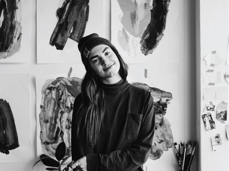 Maja Dlugolecki - Artist, Portland