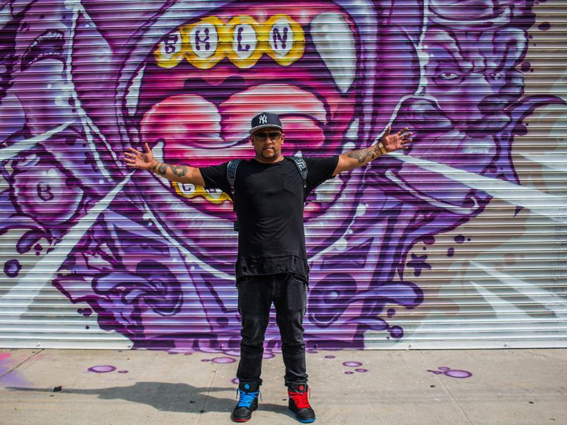 Amado Morales Sonemore - Artist, New York City