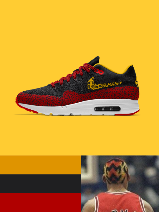 NIKE AIR MAX 1 ULTRA FLYKNIT: The Worm $179.97