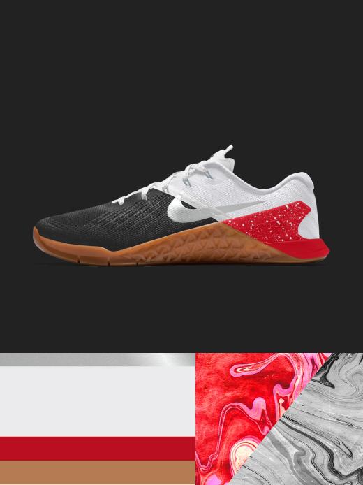Nike Metcon 3: Lit Fam $150.00