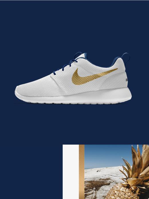 Nike Roshe One Essential: IDGAF/IDGAD $95.00