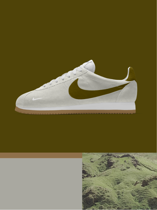 Nike Cortez: Lush $115.00