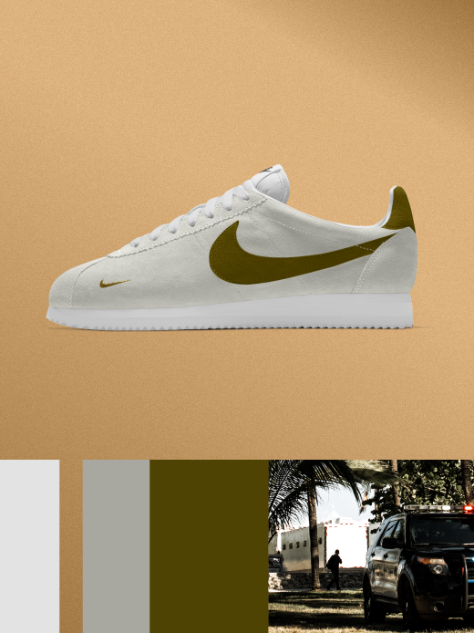 Nike Cortez: 5oh $115.00