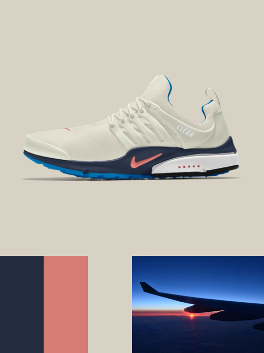 Nike Air Presto: EXIST / EXITS $160.00