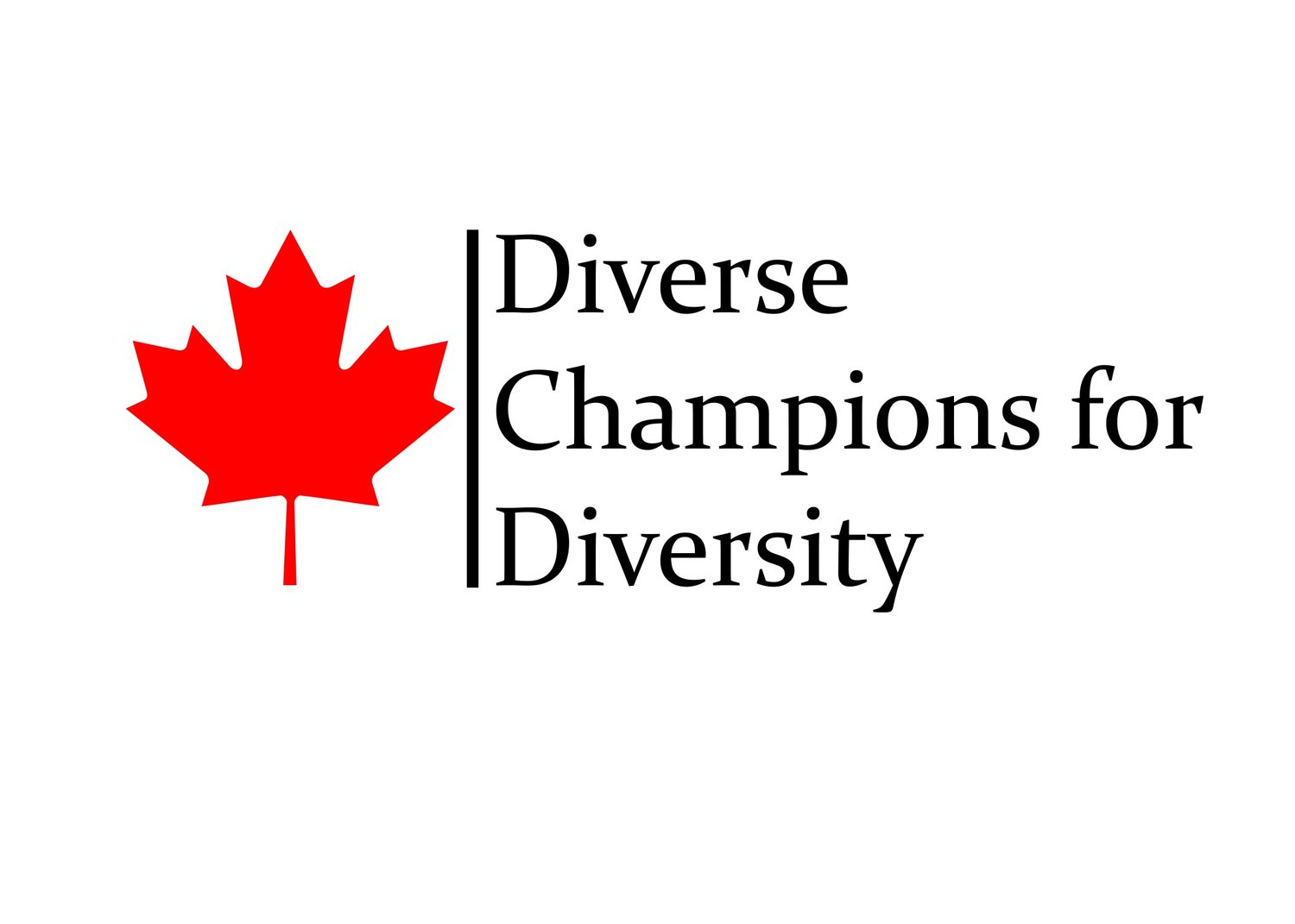Diverse Champions for Diversity