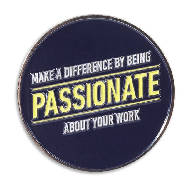 #MotivationMonday with IDProductsource® A little passion can go along way!  #ThousandsOfDistributorsCantBeWrong #Lapelpin
