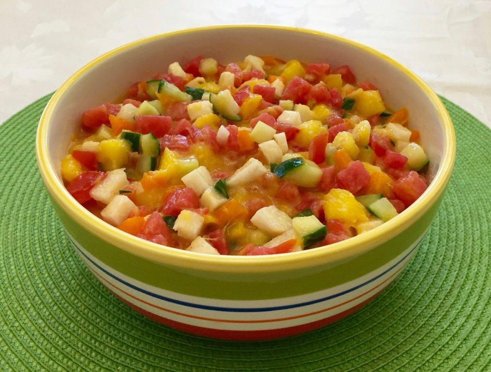 Southwest Summer Salad