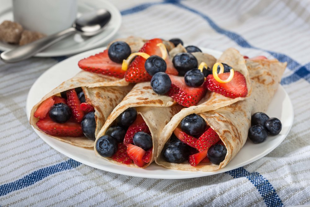Crepe Favorites