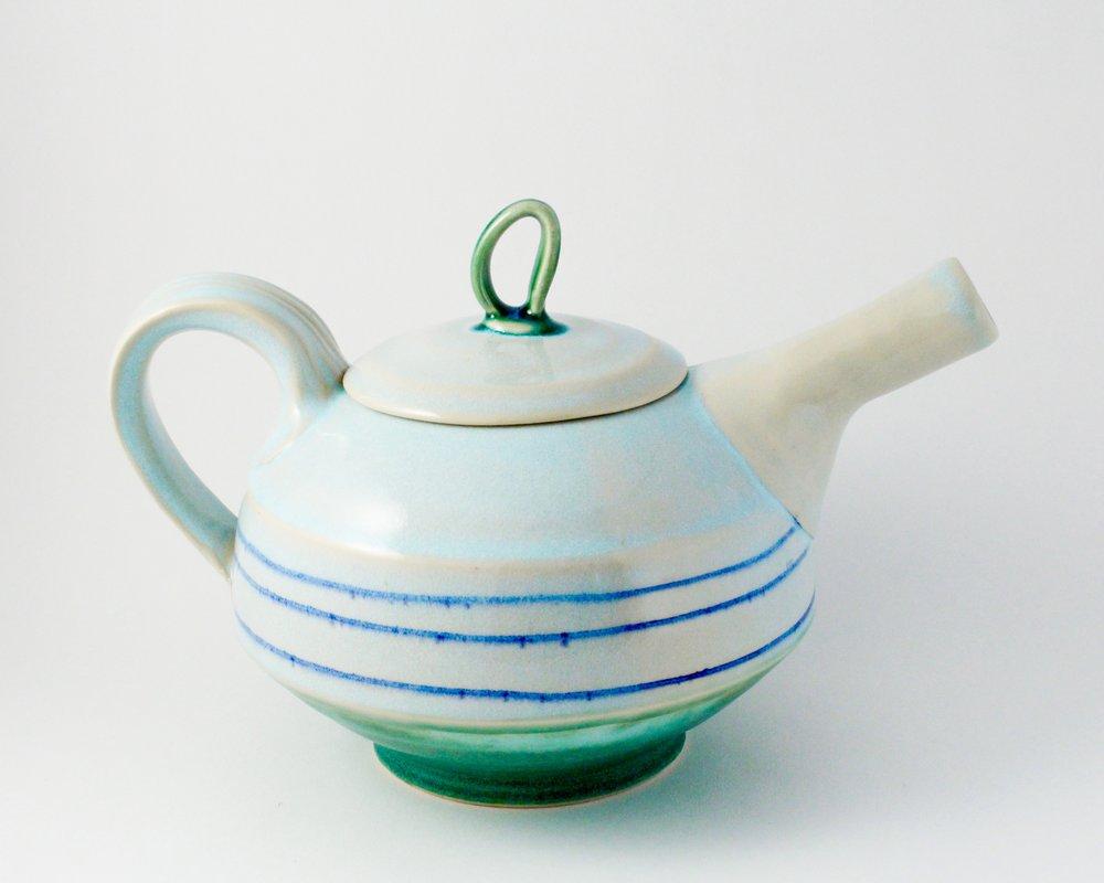 Teapot, 2017