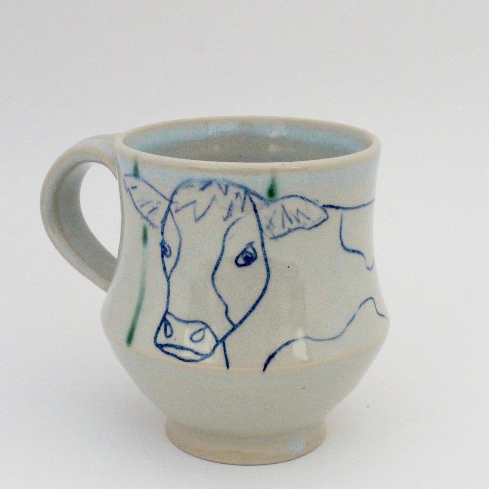 Cow Mug, 2017
