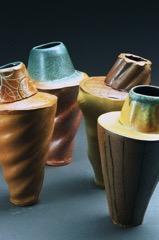 Composite Bud Vases, 2003