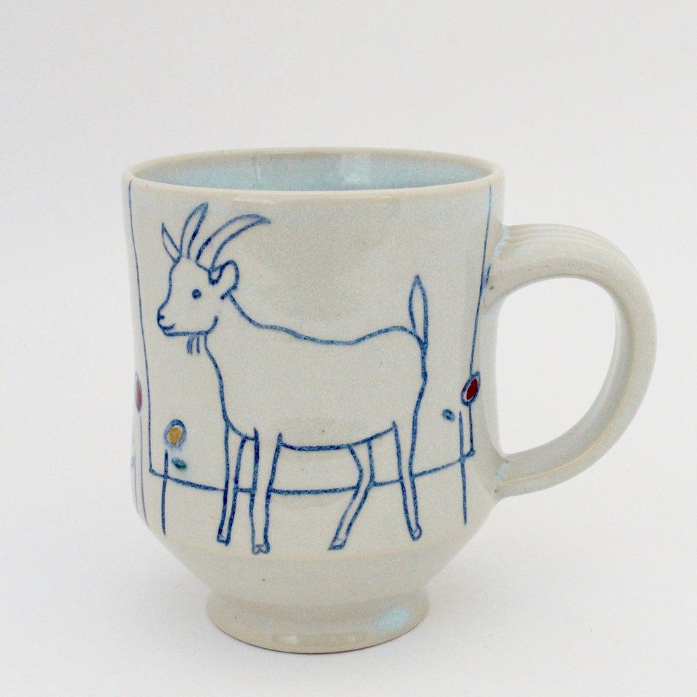 Goat Mug, 2017