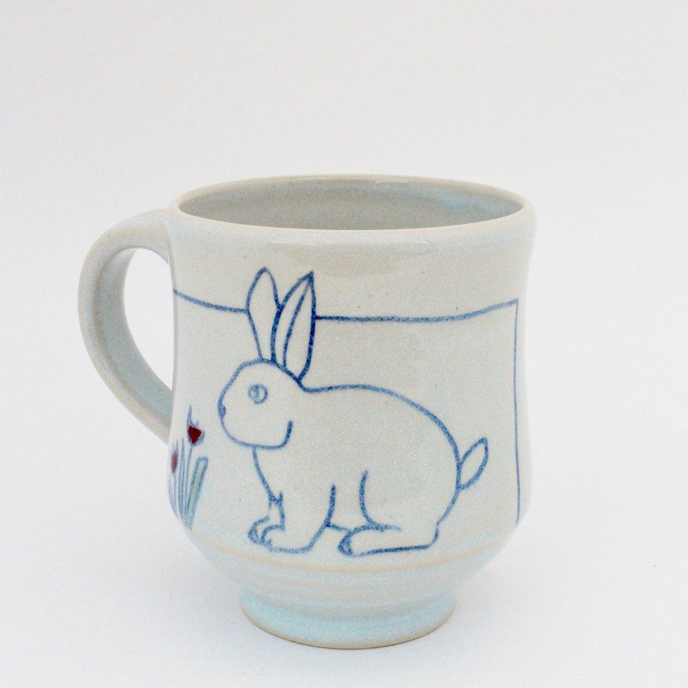 Rabbit Mug, 2017