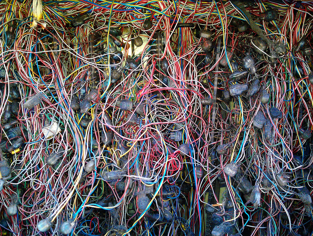 Getting Wired The Playa Labs Ethernet Wiring Your House Free Download Diagrams Pictures