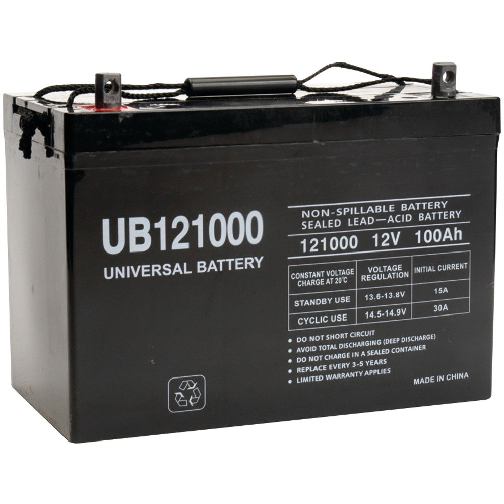 100 Amp-Hr Battery $168.99