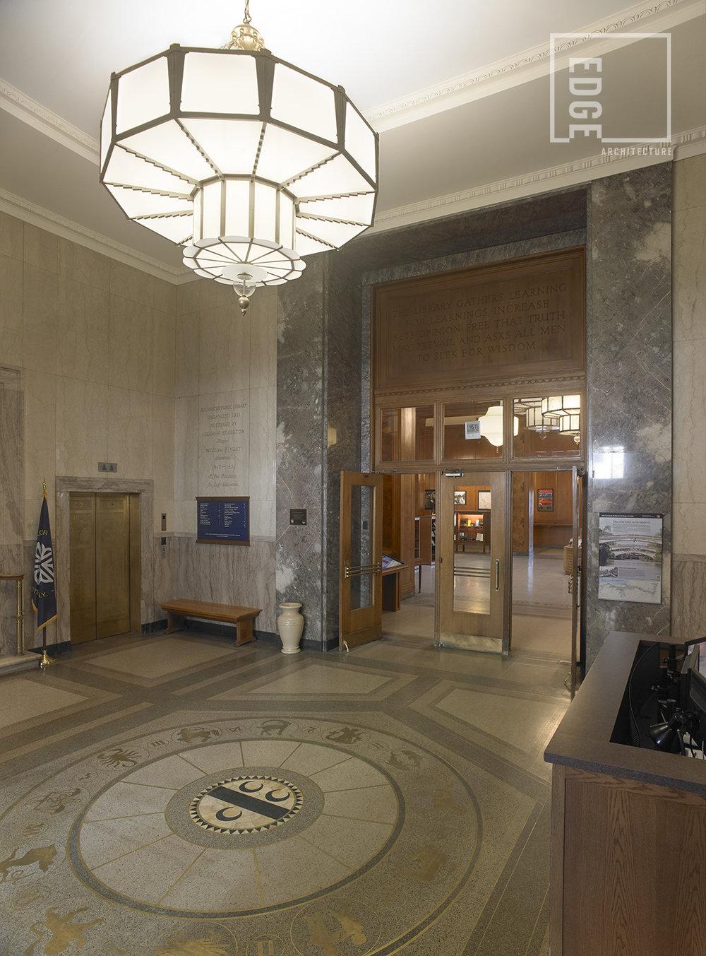 Rundel Foyer