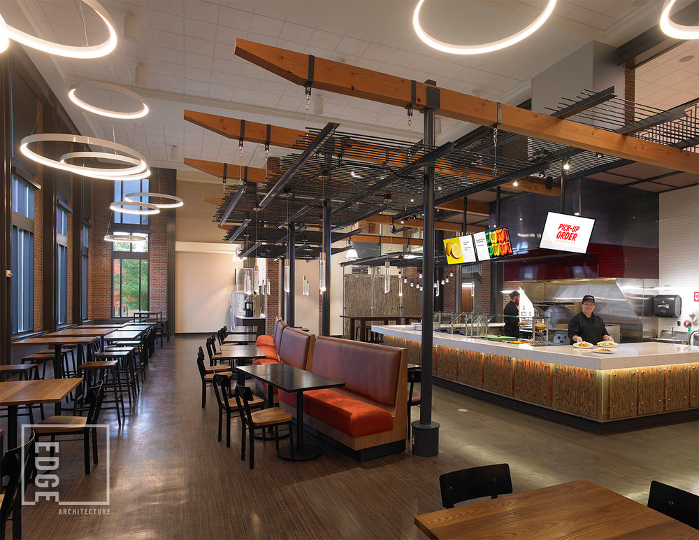 1st Floor Main Dining Room/Twisted Fork Station