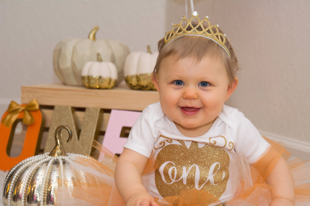 Annabelle's Turning 1 - October 27, 2017 - Seminole, Florida