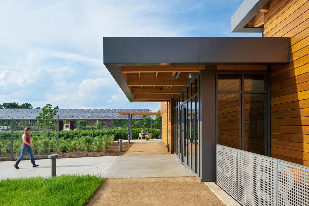 Esther Barazzone Center
