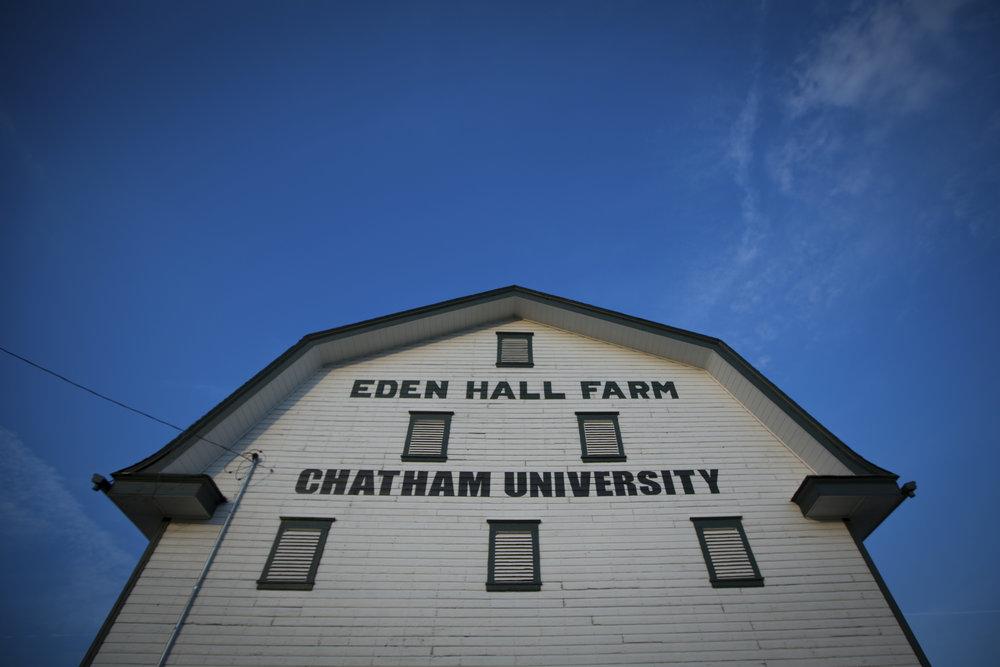Eden Hall Barn