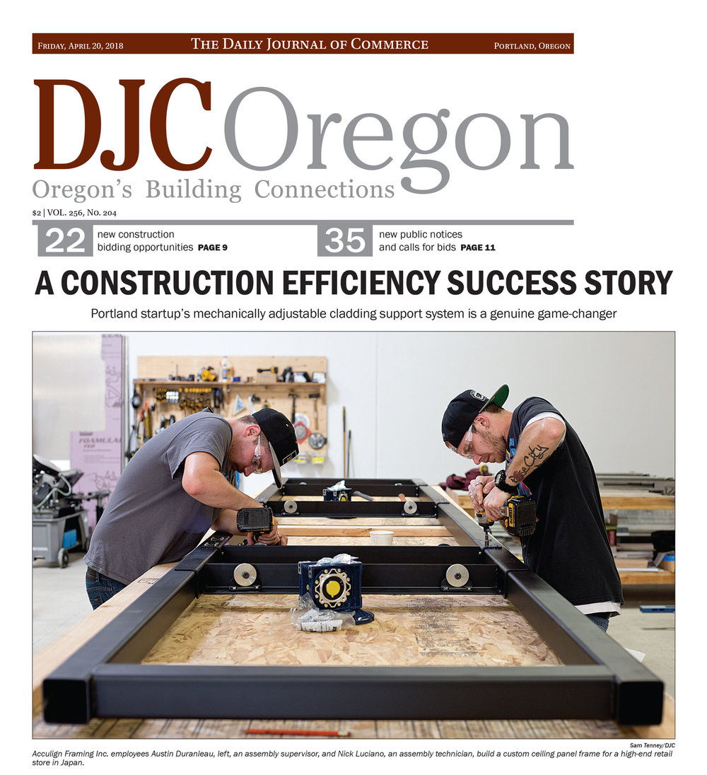 Read our featured story from DJC Oregon  - Read Story →