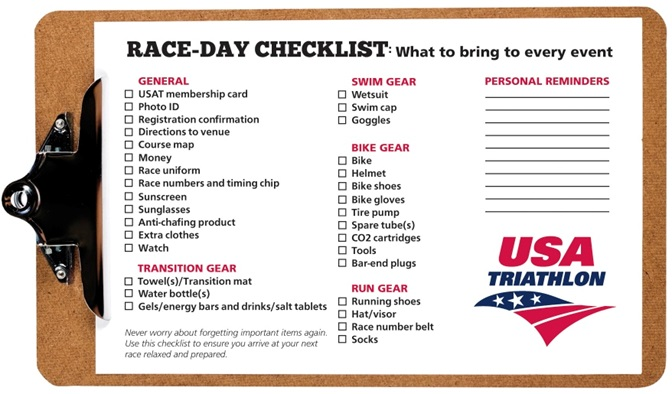 There are plenty of free basic checklists available online to  download